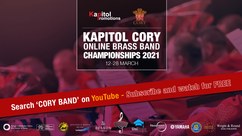 The Cory Online Brass Band Championship